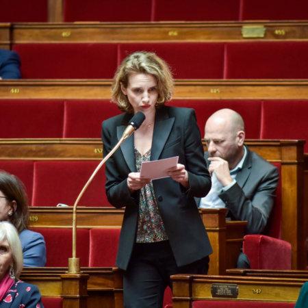 12 mai 2020 : Séance de questions au Gouvernement - Mme Céline Calvez
